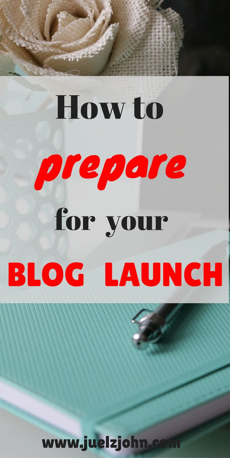 Starting a blog can be exciting and terrifying at the same time.Learn the 9 thing you should do before you launch your blog to ensure you have a successful blog#bloggingtips#bloggingtipsforbeginners#bloglauch#