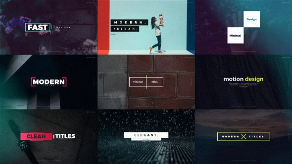 Quick Titles  • After Effects Template • See it in action ➝ https://videohive.net/item/quick-titles/20470704?ref=pxcr