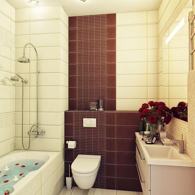 Nice Small Bathrooms: 17 Best Ideas About Warm Bathroom On Pinterest