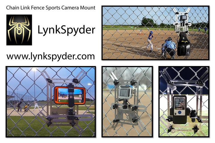 Happy Thursday, Spyder Nation! You still have time to get dad a LynkSpyder before Father's Day this Sunday. If dad has a GoPro (or most other camcorders), a Smart Phone, or even a Pocket Radar, our bracket will allow him to mount it to the sports fence. And our Express shipping option will reach most locations by Friday or Sunday if you order today. #fathersday #giftidea #baseball #softball www.lynkspyder.com