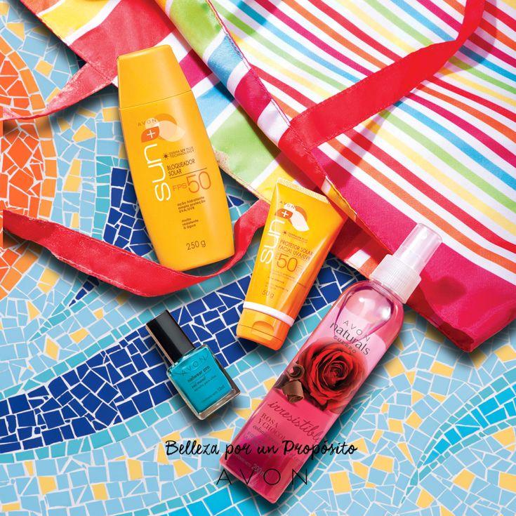 Nuestro bolso cambia con la estación y hay productos que no pueden faltar. ¡Cuidá tu piel con protector!