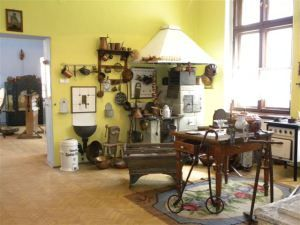 Ziębice, Muzeum gospodarstwa domowego