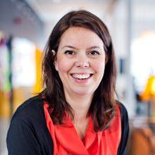 Lisa Lindström, CEO of Doberman.  Innovation, design, branding, interaction in a digital world.  http://internetworld.idg.se/2.1006/1.585058/lisa-lindstrom-vi-lever-i-ett-prototypsamhalle