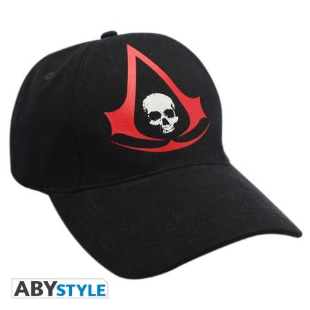 ASSASSIN'S CREED Casquette Assassin's Creed 4 Crest