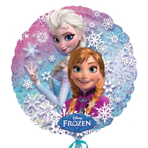 Frozen foliový balónek holografický 45cm | BALONKY .CZ