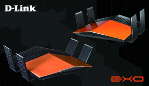 D-Link Launches New Line of EXO Routers Featuring Premium Design and Powerful Performance