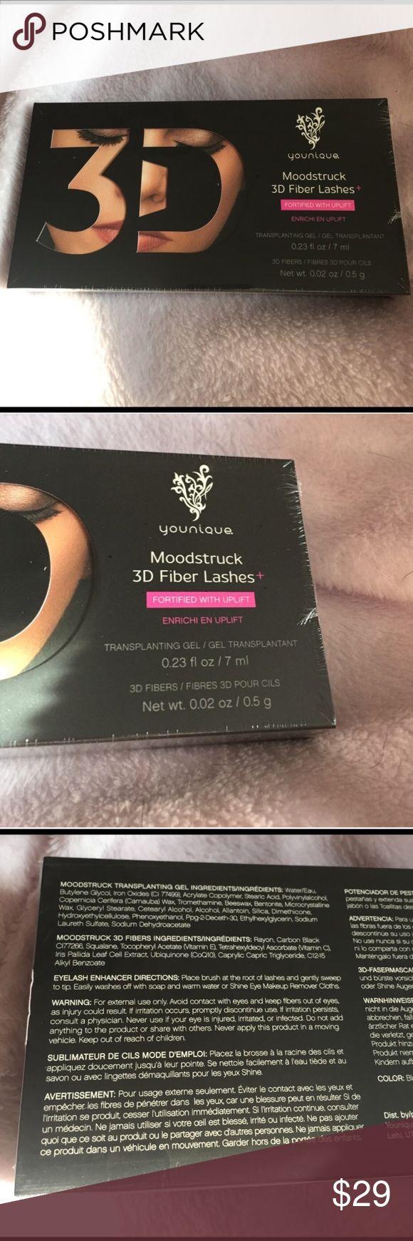 3D fiber lash mascara Amazing mascara! Sealed younique Makeup Mascara