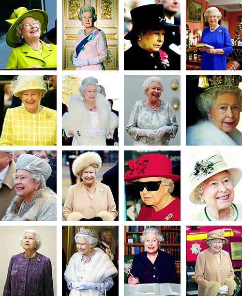 ravishingtheroyals: Queen Elizabeth-a photo for each year of her reign: Years 2000-2015: