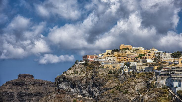 All sizes   Fira   Santorini   Greece   Flickr - Photo Sharing!