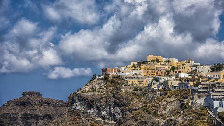 All sizes | Fira | Santorini | Greece | Flickr - Photo Sharing!