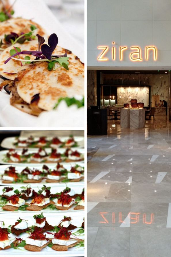 Grab a delicious bite to eat at Ziran without leaving your hotel! downtown los angeles restaurants #foodie #LA #LosAngeles #LAFoodie #tasty #delicious #yum #LAHotel #DTLA #DowntownLosAngeles #DowntownLA #foodlover #delish #fresh #tasty #foodphotography #foods #delicious