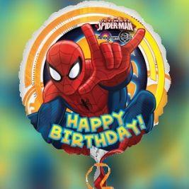 Happy Birthday Spiderman Theme