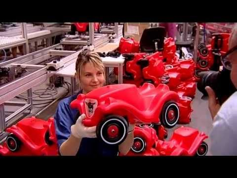 How it's made, BIG Toys,  BIG Bobby Car, How its made!!!