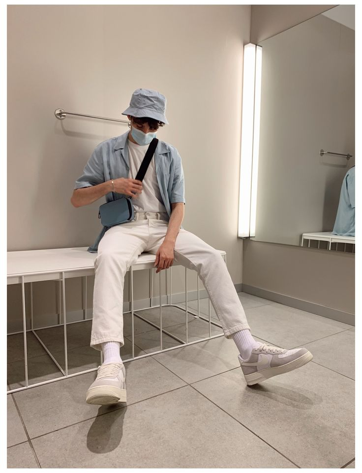 Korean Fashion Men, Fashion Mode, Classy Mens Fashion, Mode Outfits, New Outfits, Summer Outfits Men, Stylish Mens Outfits, Casual Outfits, Hommes Grunge