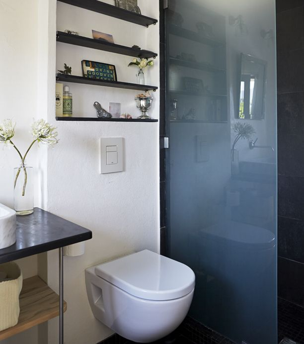 Badeværelse   Tips til det lille badeværelse