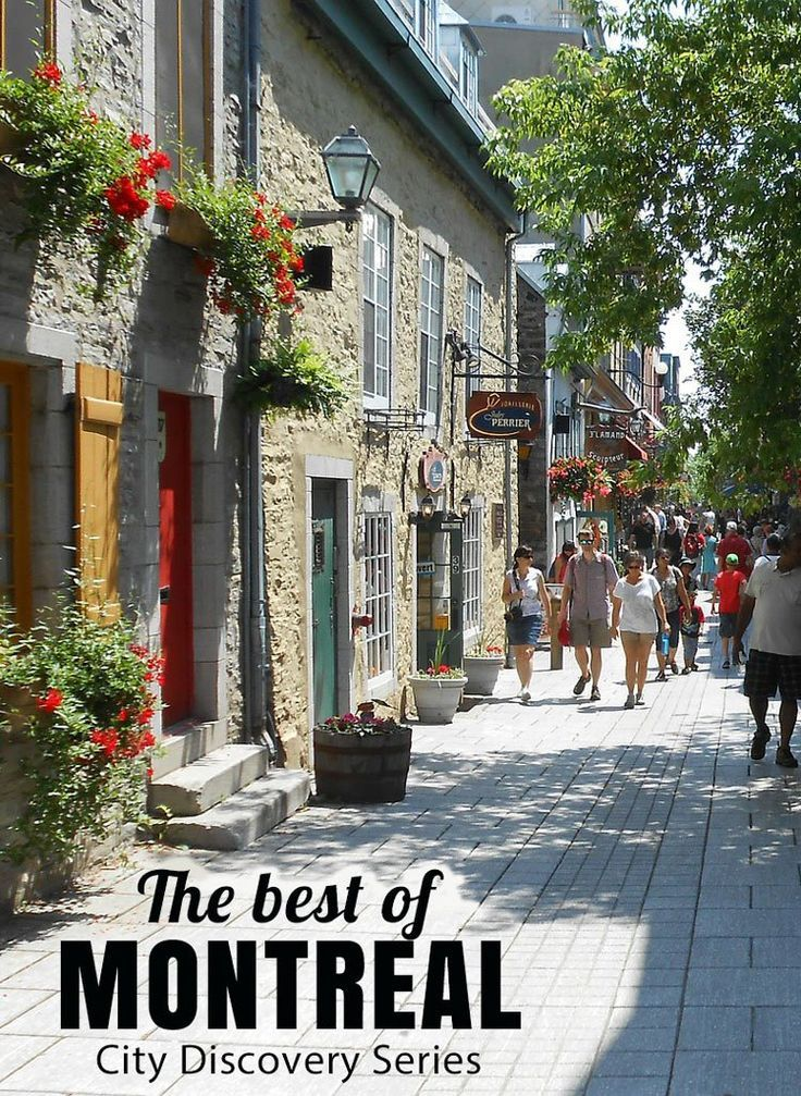 Learn all about what makes Montreal, Canada, a great city to visit - what to do, where to eat and drink in the city.