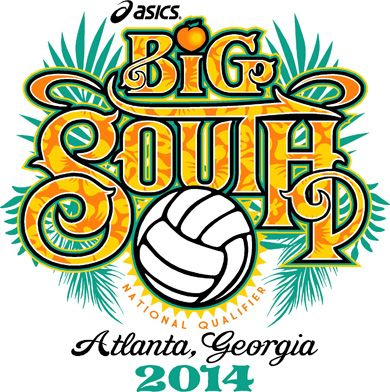 Next Revolution In Volleyball 15 Nationals at The Big South Qualifier, April 4-6, 2014, Coached by Tom Houser and Kimberly DeGidio