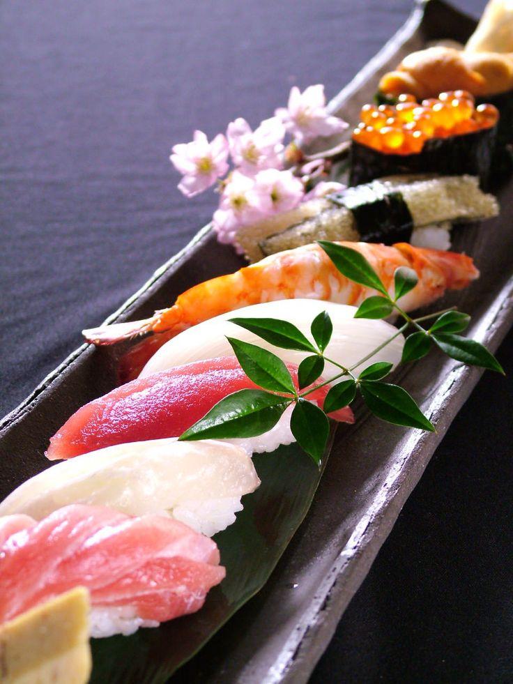 寿司一人前 assorted sushi for one person #nigiri #sushi #寿司