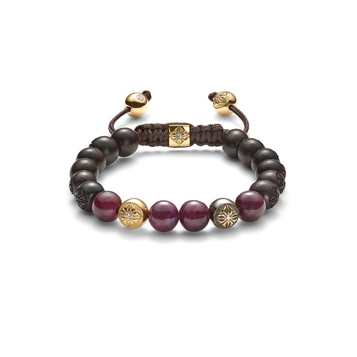 Shamballa Jewels Non-Braided Bracelet