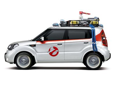 KIa Soul Customs