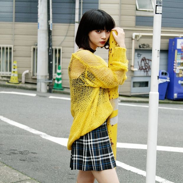 ドロップスナップ!田中真琴 (たなか まこと), モデル (HOLIDAY) | Droptokyo