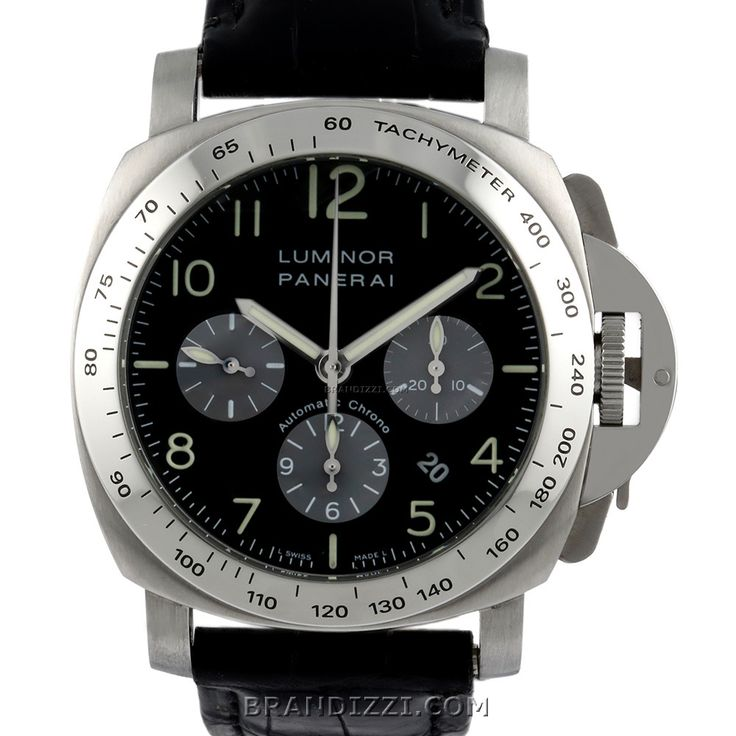 Panerai Luminor Chrono Pam 00162