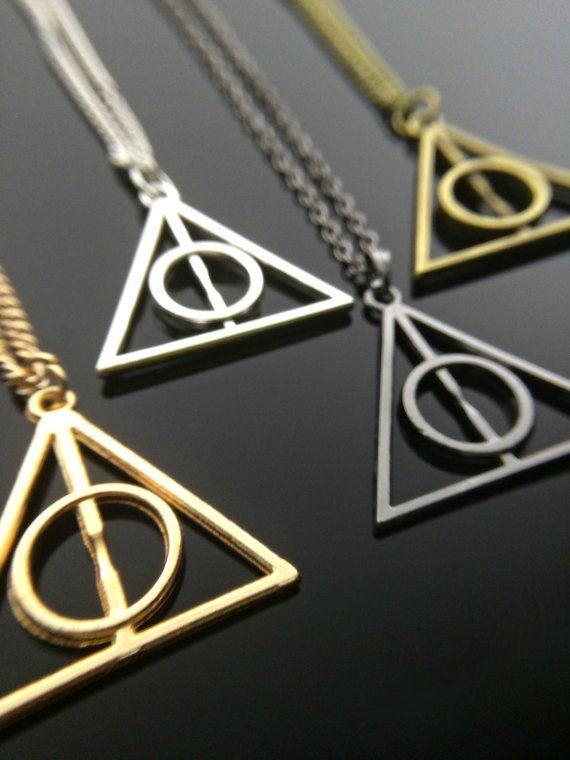 Collar de la collar de Harry Potter Harry de por CelestialMerchant