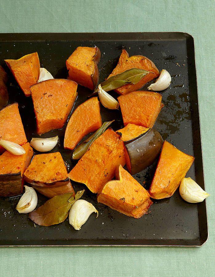 Aliment peu calorique : le potiron / recette minceur / healthy food