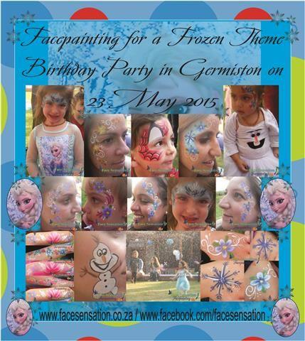 Face-Sensation Facepainting: June 2015
