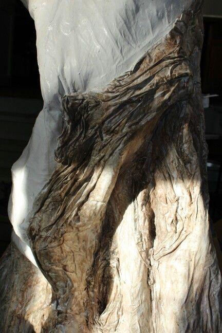Particolare 2  del tronco