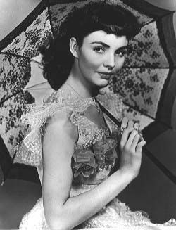 Jennifer Jones....she enjoyed a quiet retirement, living with her son Robert Walker, Jr. and his family in Malibu, for the last six years of her life. She granted no interviews and rarely appeared in public. Jones participated in Gregory Peck's AFI Life Achievement Award ceremony in 1989 and appeared at the 70th (1998) and 75th (2003) Academy Awards as part of the shows' tributes to past Oscar winners
