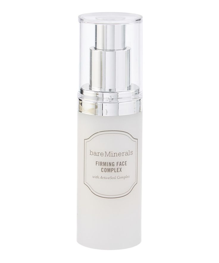This Bare Minerals Firming Face Complex 1oz - Boxed by bareMinerals is perfect! #zulilyfinds