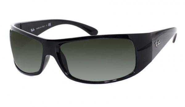3fd7502c691 Ray-Ban Black Wrap Around Sunglasses
