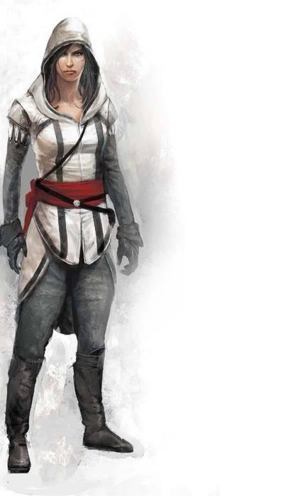 assassin's creed female characters | AMAZING avatar & signature by DaFaztFingaz!