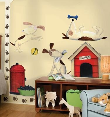 1000 ideas about dog room decor on pinterest dog rooms for Dog themed bedroom ideas