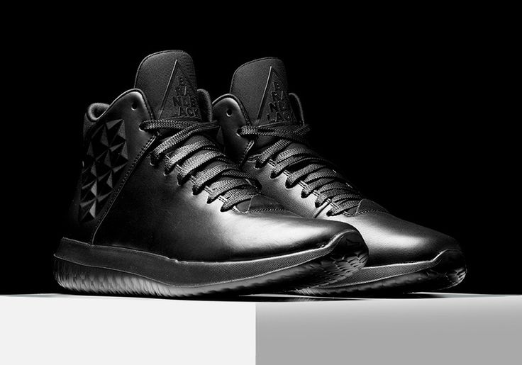 """#sneakers #news  The Brandblack Shoe With No Name Releases In """"Triple Black"""""""