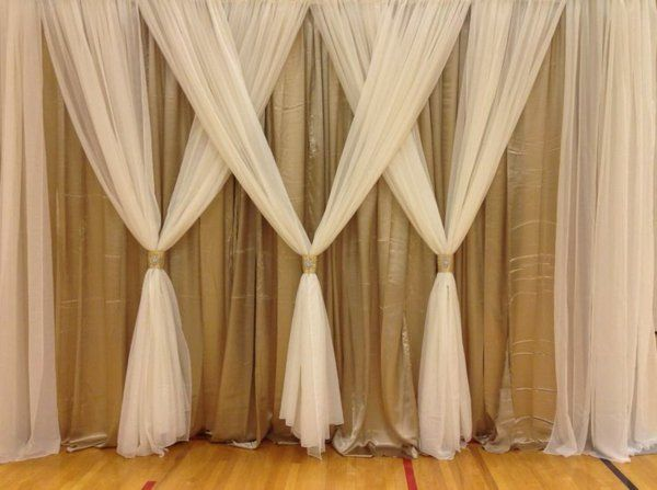 7 besten gardinen bilder auf pinterest gardinen ideen jalousien und fenster gardinen. Black Bedroom Furniture Sets. Home Design Ideas
