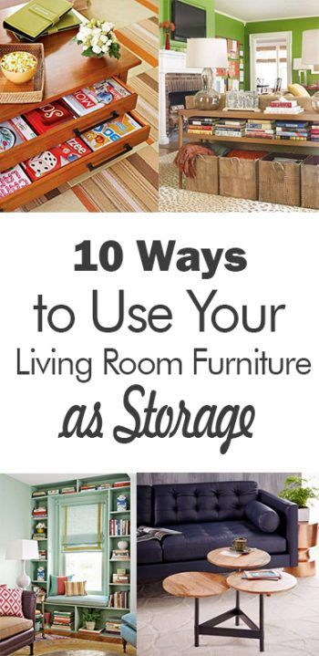 1000 images about organizing ideas on pinterest storage for Organizing living room furniture