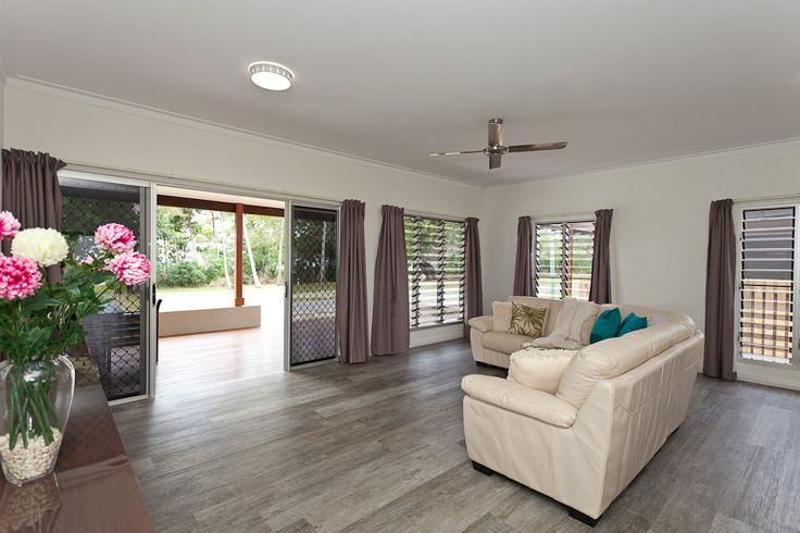 Field Homes Living Room