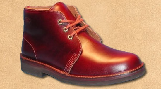 Style: Haast Sizes: 7 - 13 including Halves to 10.5 Lasts: L94 Colours and Soles: Redwood with City Sole  Black with City Sole  Photo: Redwood with City Sole