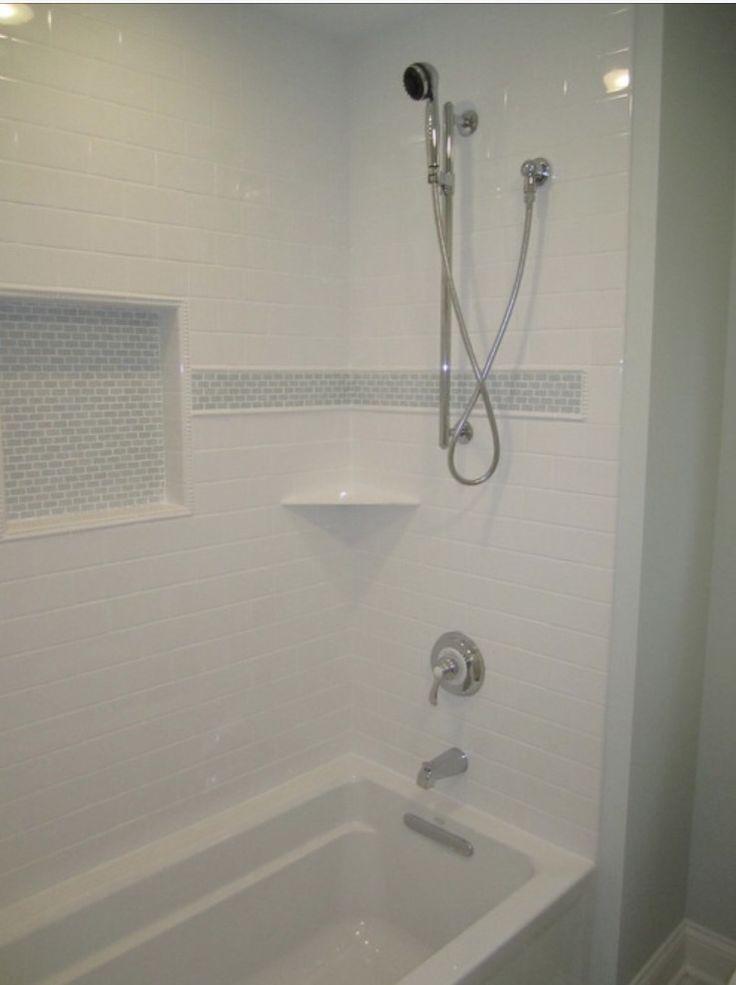 men bathroom tumblr%0A subway tiles   border of blue celeste