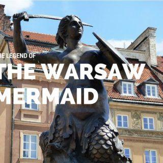 WARSAW MERMAID POST BACKGROUND