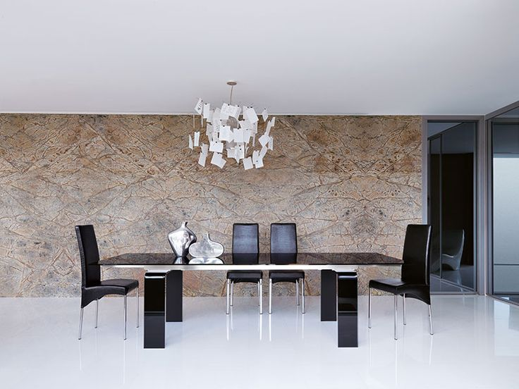 Contemporary extendable glass dining table in choice of 7 colours and 4  sizes282 best Glass dining table images on Pinterest   Glass dining  . Extending Glass Dining Table And Chairs. Home Design Ideas