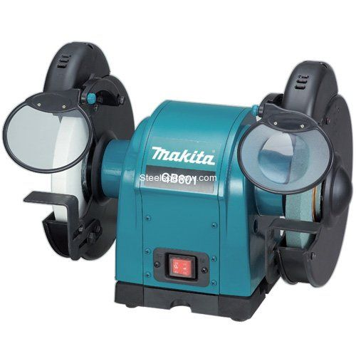 Are you looking to buy 150mm Bench Grinder through online? We supply Model - GB602, Brand – Makita with reasonable price. Enquiry: info@steelsparrow.com Check @ https://www.steelsparrow.com/electrical-power-tools/electrical-grinders/bench-grinder.html