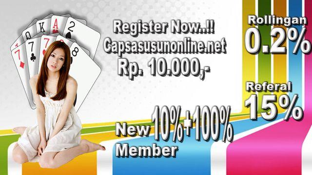 TOUCH this image: Caspa Susun Online Resmi Indonesia Berikan Beragam Kemudahan by Clarisa Kartina