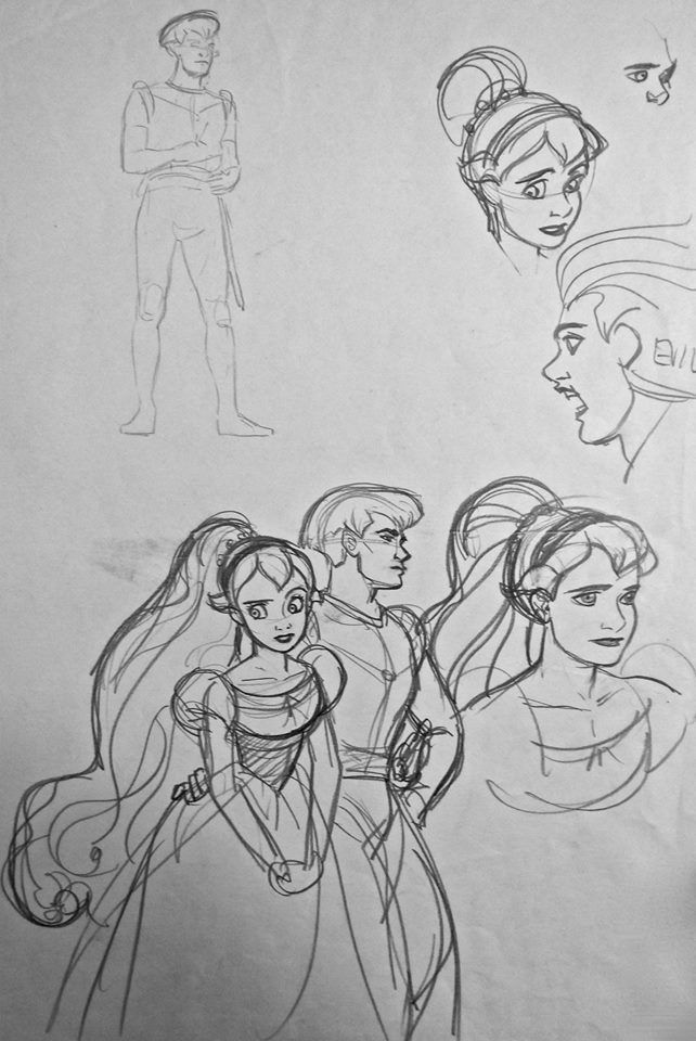 32 best images about concept art thumbelina on pinterest