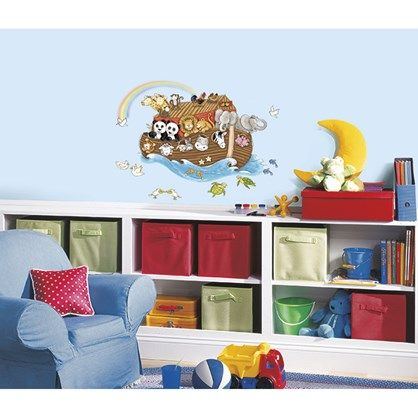 Wall sticker Noas Ark