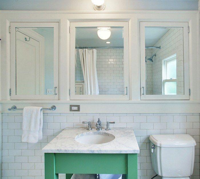 My Favorite Sources For A Chic Affordable Medicine Cabinet Laurel Home Medicine Cabinet Mirror Traditional Bathroom Small Bathroom