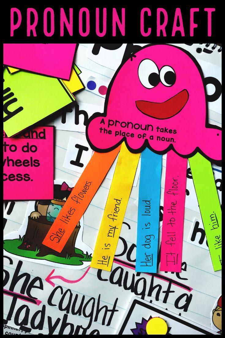 1st Grade Language Arts And Grammar Bundle Hands On Reading Grammar Bundle Language Art Activities First Grade Crafts [ 1102 x 735 Pixel ]