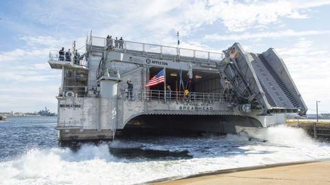 Los nuevos buques de transporte de EEUU, o cómo la logística determina la estrategia